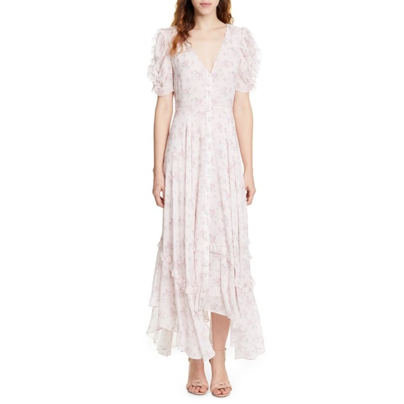 LOVE SHACK FANCY ANDIE FLORAL DRESS 💖IN STORES💖